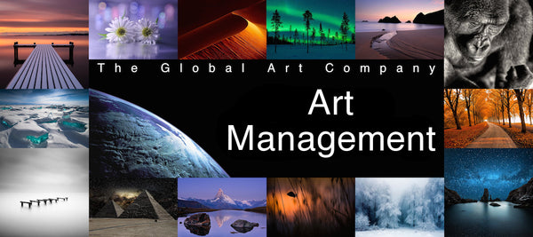 Art Management on The Global Art Company