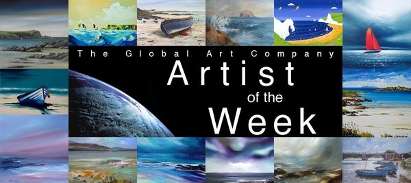 The Artist of the week collection on The Global Art Company