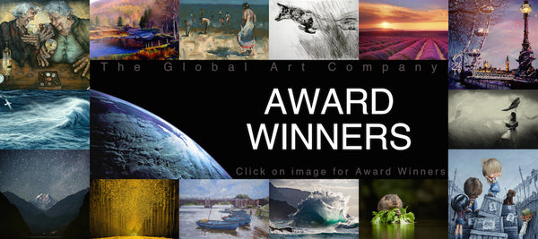 The Award Winners art gallery on The Global Art Company
