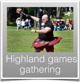 Highland Games Gathering
