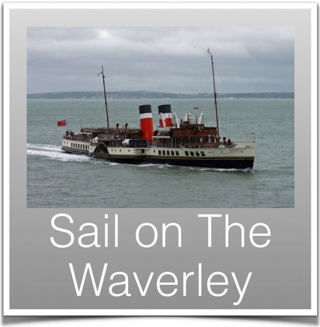 Sail on the Waverley