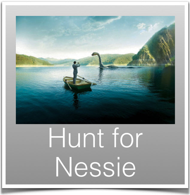 Hunt for Nessie