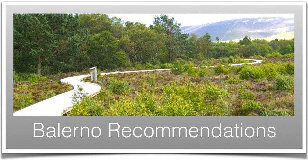 Balerno Recommendations