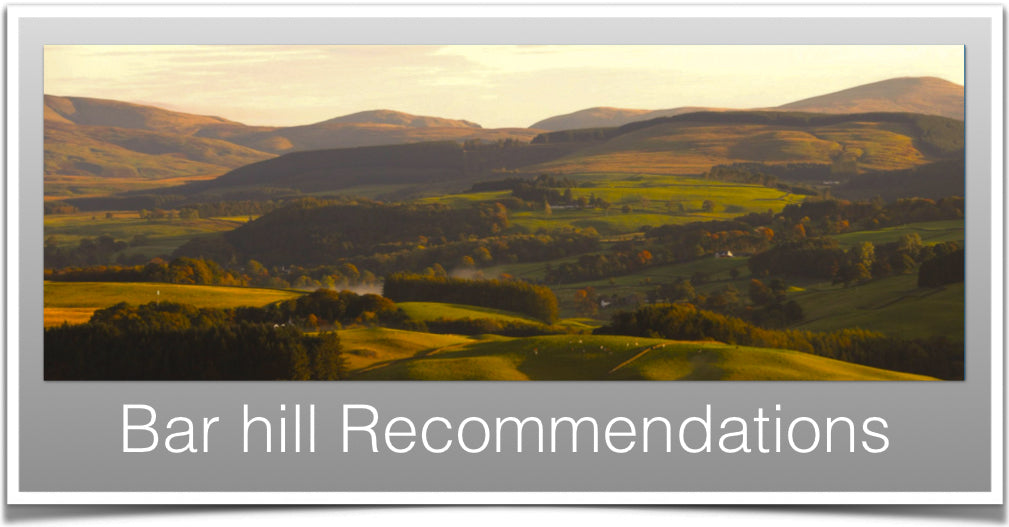 Bar Hill Recommendations