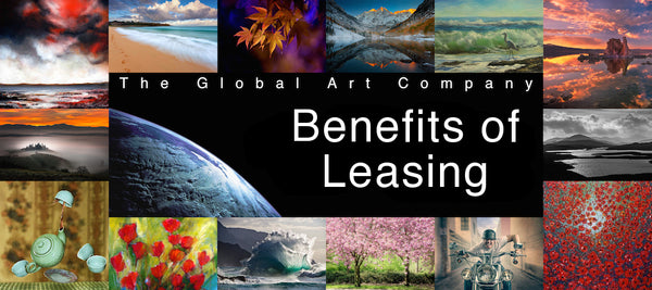 Leasing Benefits on The Global Art Company