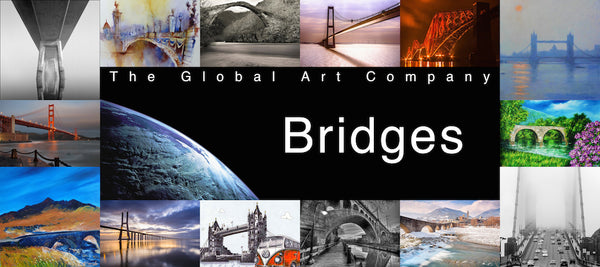 The Global Art Company bridges collection