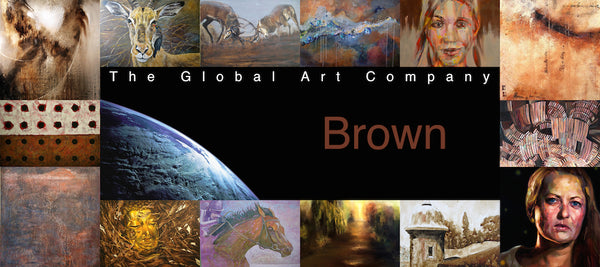 The Brown art collection on The Global Art Company