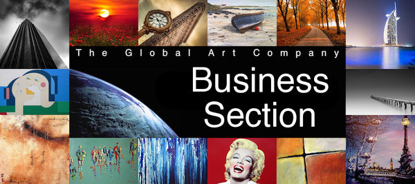 The Global Art Company - Business Pages
