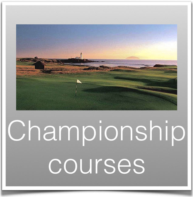 Championship Courses