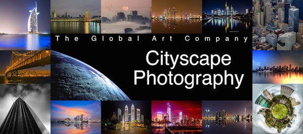 The Cityscape Photography collection - The Global Art Company