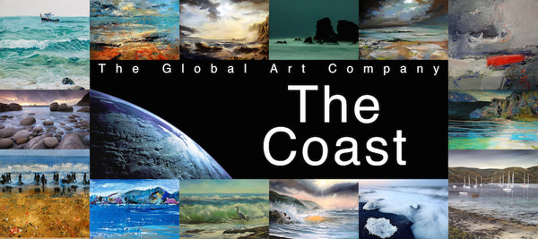 The Coast art Collection on The Global Art Company