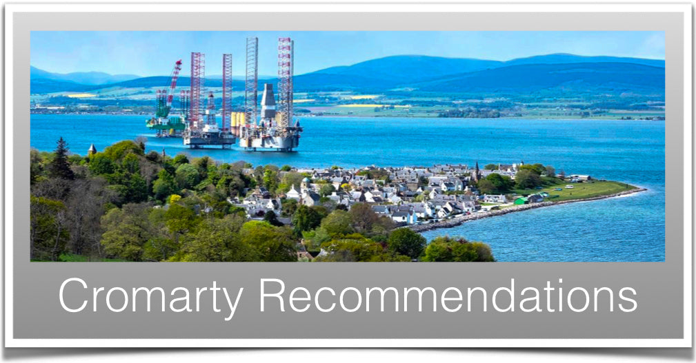 Cromarty Recommendations