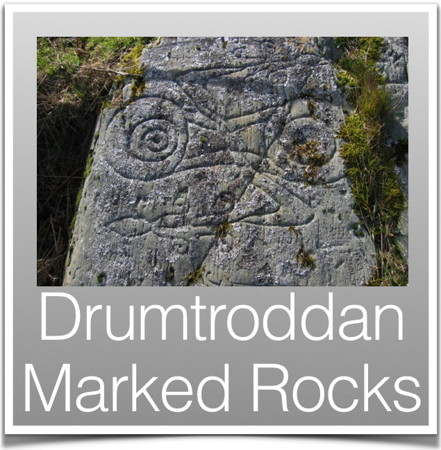 Drumtroddan Marked Rocks