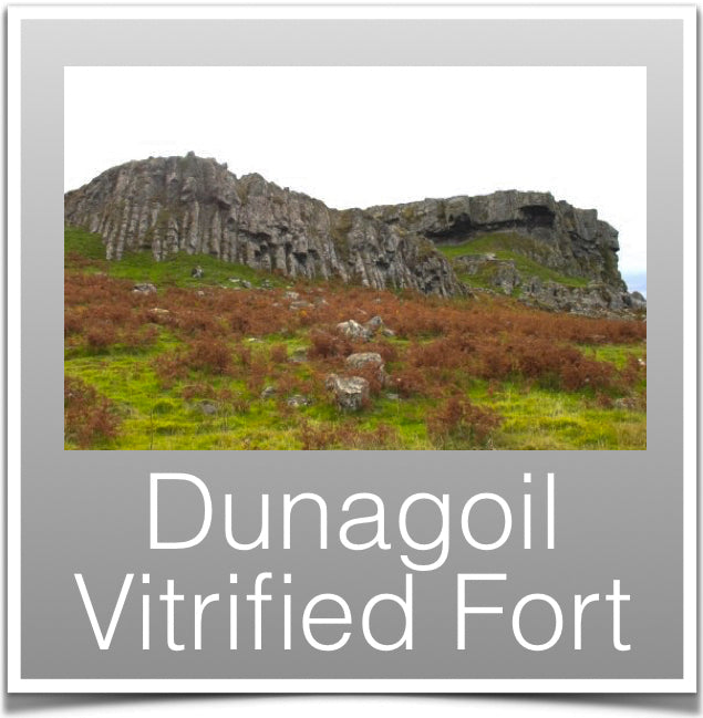 dunagoil Vitrified Fort