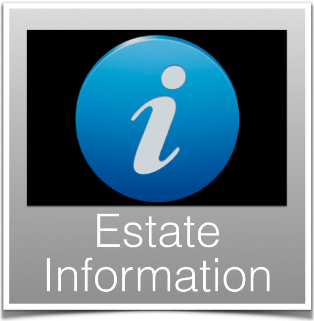 Estate Information