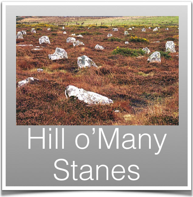 Hill o'Many Stanes