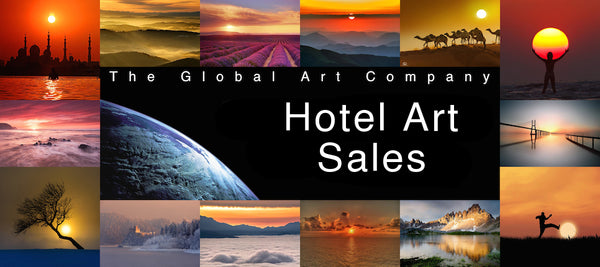Hotel Art Sales on The Global Art Company