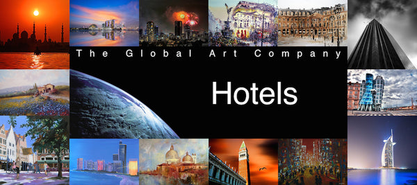 Information for Hotels on The Global Art Company