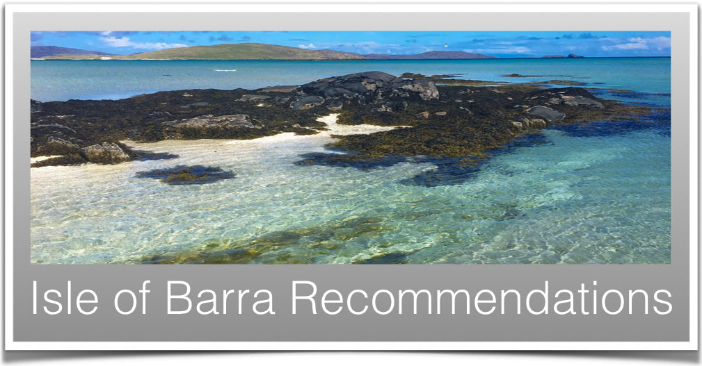 Isle of Barra Recommendations