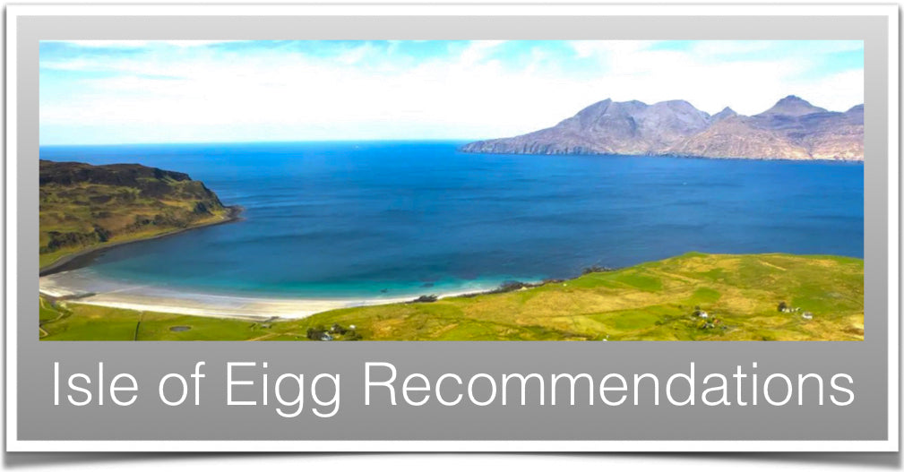 Isle of Eigg Recommendations