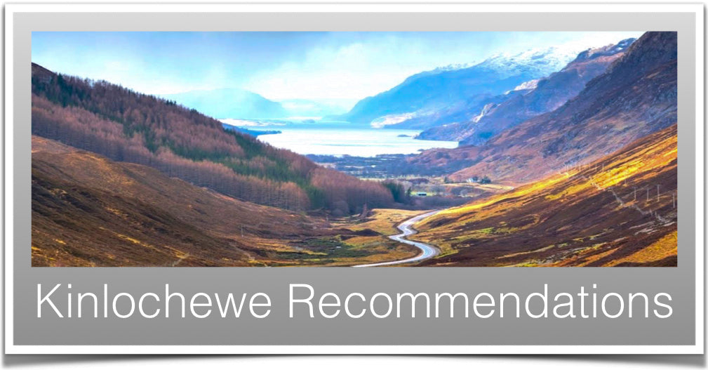 Kinlochewe Recommendations