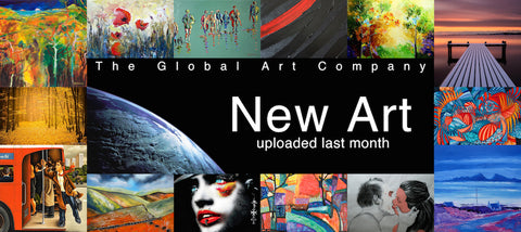 New art uploaded to the gallery - The Global Art Company