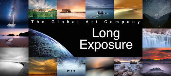 The Long Exposure Photography collection - The Global Art Company