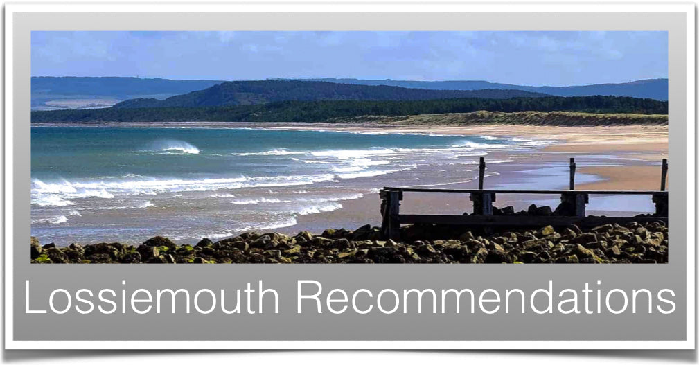 Lossiemouth Recommendations