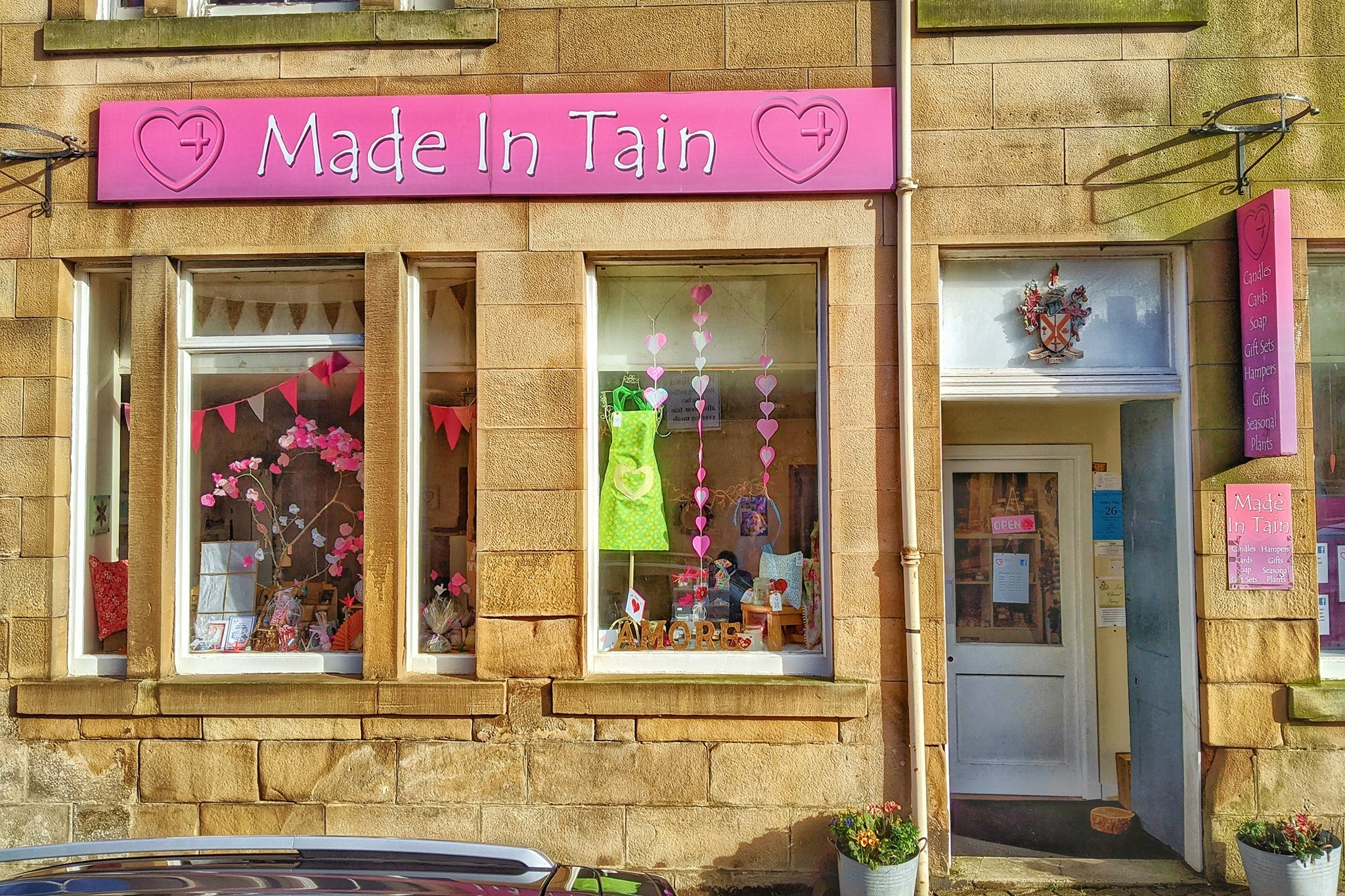Made in Tain