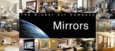 The Global Art Company Mirrors