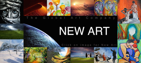 New art this week gallery on The Global Art Company