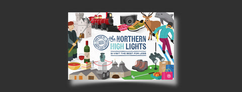 The northern Highlights Pass Button