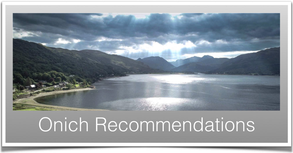 Onich Recommendations
