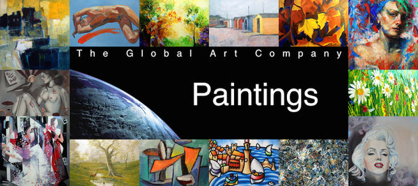 The Global Art Company paintings search page