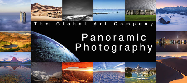 Panoramic Photography on The Global Art Company