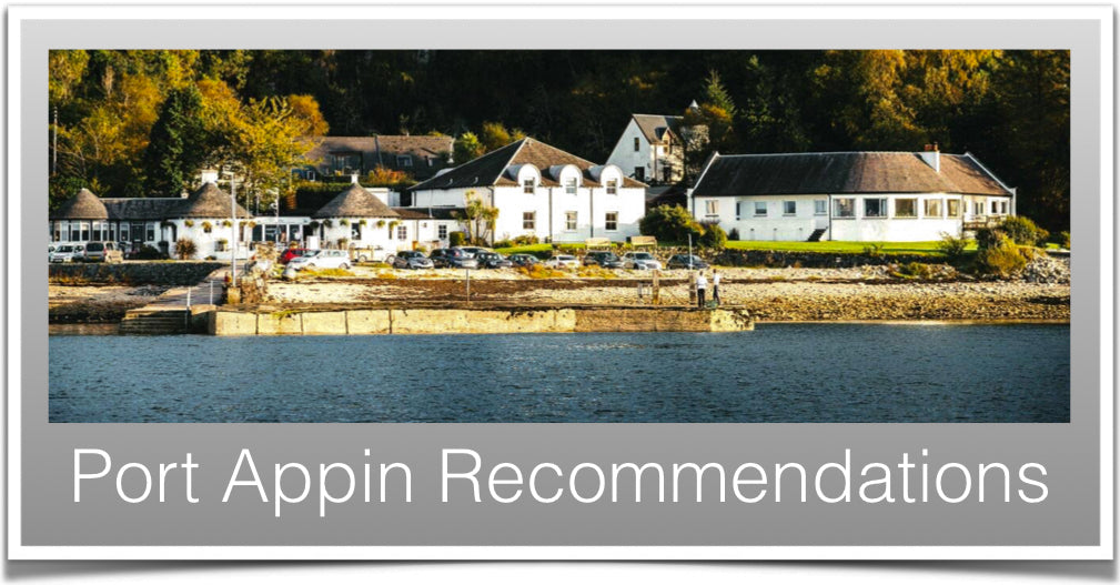 Port Appin Recommendations
