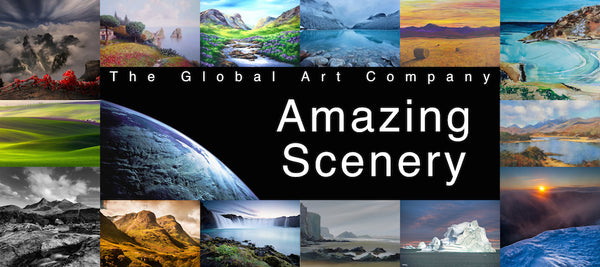 Scenery Art and Photography - The Global Art Company