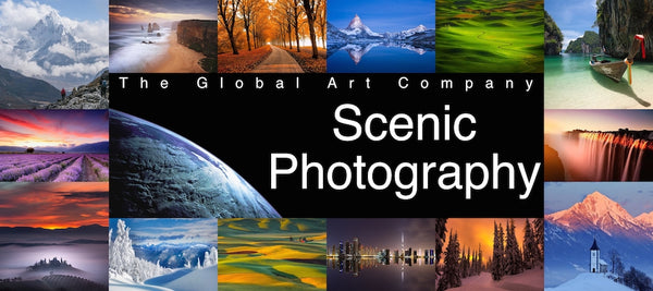 Scenic Photography on The Global Art Company