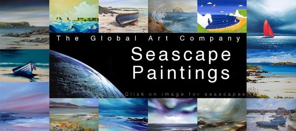 The Seascape art gallery on The Global Art Company