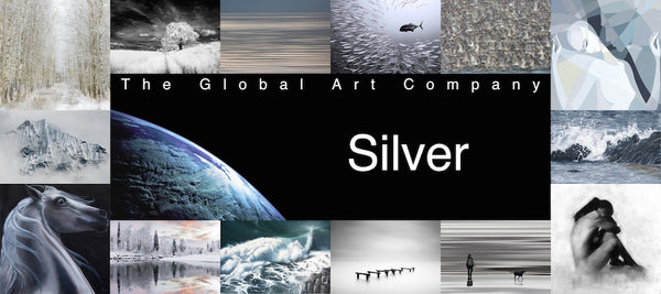 The Silver art collection on The Global Art Company