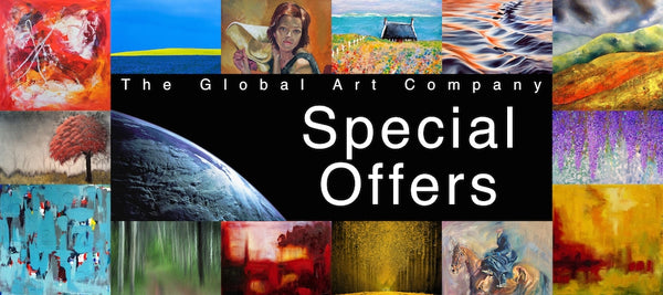 Special offer gallery on The Global Art Company