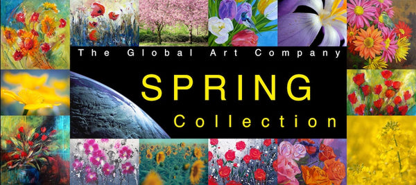 The Spring Art and Photography Gallery on The Global Art Company