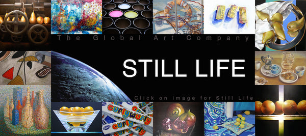 The Still Life Art Collection at The Global Art Company