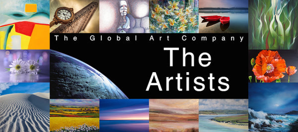 Fantastic Worldwide Artists on The Global Art Company