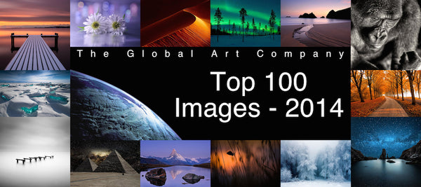 The Top 100 photography Gallery on The Global Art Company