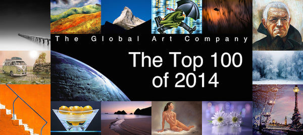 The Top 100 gallery of Art - The Global Art Company