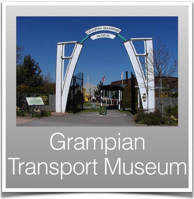 Grampian Transport musem