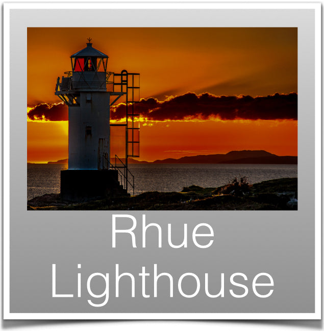Rhue Lighhouse