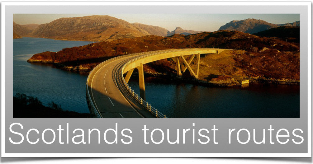 Scotland Tourist Routes