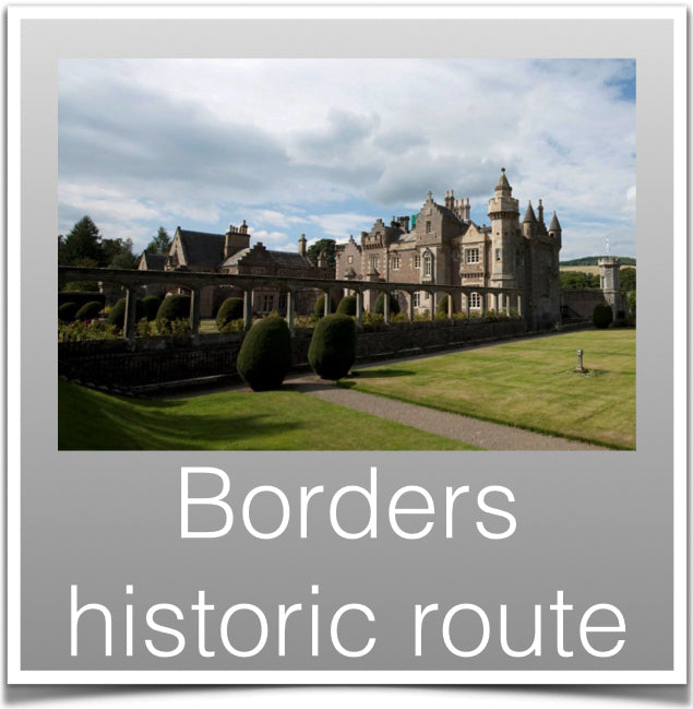 borders Historic Route